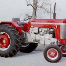 MASSEY FERGUSON SUPER 90 OPERATIONS MANUAL for MF90 Tractor Service & Repair