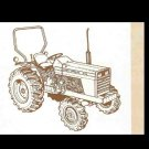 MASSEY FERGUSON MF 1040 PARTS MANUAL 140pg Exploded Diagrams for MF1040 Tractors
