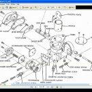 ALLIS CHALMERS D17 COMPLETE PARTS MANUALs 300pg w/ D-17 Operations & Maintenance