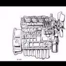 KUBOTA D1005 D1105 D1305 V1505 ENGINE MANUAL for Maintenance Tuning & Operations