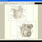 WISCONSIN ADH AE AEH AEHS 6cyl ENGINE MANUAL for Gibson Tractor Service & Repair