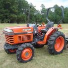 KUBOTA L2500 TRACTOR PARTS MANUALS - 475pgs for L2500DT F DT Service & Repair