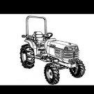 KUBOTA L3240 L3540 L3940 L4240 L5240 L5740 MANUAL for Tractor Service & Repair