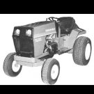 GRAVELY 9000 SERVICE OPERATIONS & PARTS MANUALS -210pgs For 900 Tractor Repair