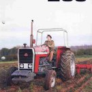 MASSEY FERGUSON MF 285 MANUALs 100pgs w/ MF285 Tractor Operations Service Repair