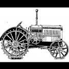 McCORMICK DEERING 15-30 PARTS MANUAL -240pg+ Parts List for Gear Drive Tractors