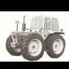 COUNTY TRACTOR 764 964 OPERATIONS MANUAL & ATTACHMENT GUIDE for Repair & Service