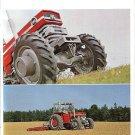 MASSEY FERGUSON MF188 OPERATIONS MAINTENANCE MANUAL for MF 188 Tractor Repair
