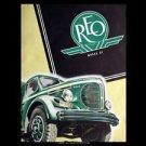 REO SPEEDWAGON OPERATION & TECH MANUAL 85 pgs w/ Speed Wagon Tuning Maintenance