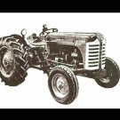 OLIVER SUPER 55 OPERATIONS & MAINTENANCE MANUAL for Tractor Service & Repair