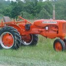 ALLIS CHALMERS C TRACTOR OPERATIONS MAINTENANCE MANUAL + Brochure & Tuning 90pgs