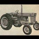 MASSEY FERGUSON 180 MF180 OPERATIONS MANUAL for Tractor Maintenance & Service