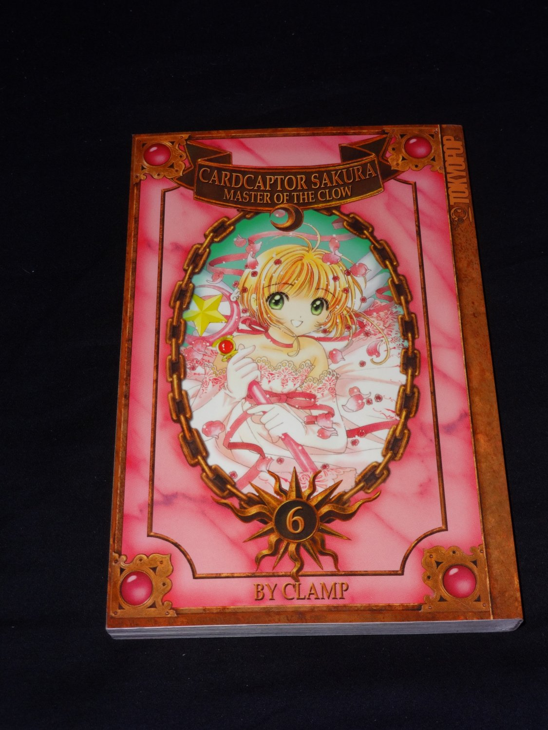 Cardcaptor Sakura: Master of the Clow, Book 2 Clamp Paperback