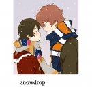 Toki wo Kakeru Shoujo 'snow drop' Chiaki x Makoto