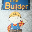 Bob the Builder paper piecing die cut
