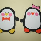ADORABLE PENGUIN DIE CUTS