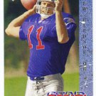 1993 Upper Deck Drew Bledsoe RC Rookie #11