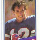 1988 Topps Jim Kelly HOF #221