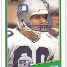 1988 Topps Steve Largent HOF #103