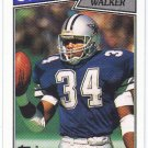 1987 Topps Herschel Walker HOF? RC Rookie #264