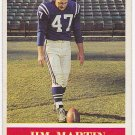 1964 Philadelphia Jim Martin #5