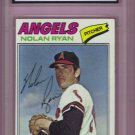 1977 Topps Nolan Ryan HOF #650 Graded GMA 6 EX-NM