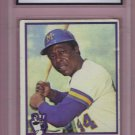 1976 Topps Hank Aaron HOF #550 Graded GMA 3.5 VG+