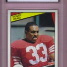 1984 Topps Roger Craig RC Rookie #353 Graded GMA 10 GEM MINT