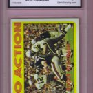 1972 Topps Roger Staubach HOF RC Rookie #122 Graded GMA 7 NM