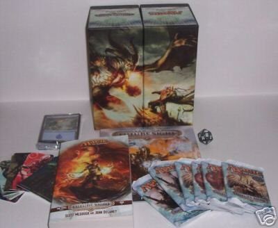 Magic the Gathering Future Sight Sealed Fat Pack