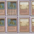 MTG Revised Dual Lands Set of 40 ( Mint Condition)