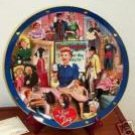 I love Lucy Plates