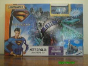 Matchbox Superman Returns - Metropolis Adventure Set