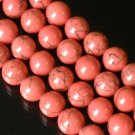 10 Strand 15inch Polished Light Pink Gemstone Loose 0.5inch Beads ZZ5092