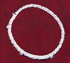 CZ Bangle ( 0224J-S-B471 )