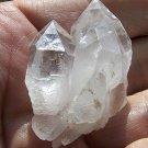 Student Grade Arkansas Quartz Crystal Twins