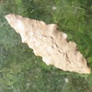 Neolithic Arrowhead - North Africa - Serrated Willow Leaf Lanceolate