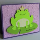 Princess and the Frog Invitation Set of 12