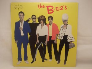 B-52's - The B-52's  1st debut album LP NM worldwide shipping