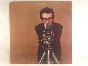 Elvis Costello - This Year's Model LP VG+ vinyl worldwide shipping