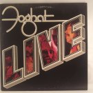 Foghat LIVE 1977 NM- LP ships worldwide