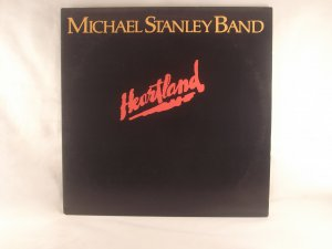 Michael Stanley Band � Heartland 1980 LP