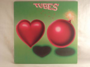 Tubes �� Love Bomb 1985 NM- LP ships worldwide