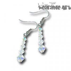 Heaven's Land - Swarovski Crystal Earrings