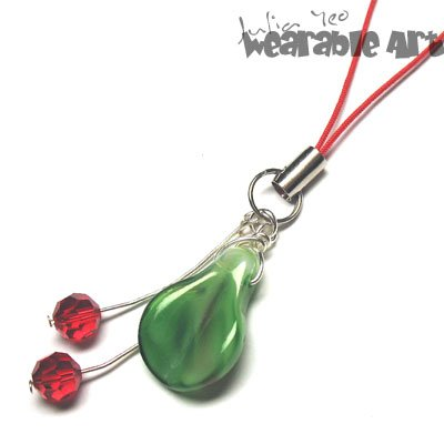 Cherry Mobile Phone Charm / Strap