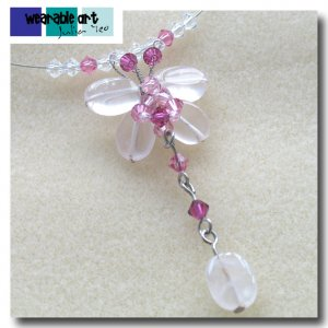 ~Beautiful Butterfly~ Necklace **REDUCE TO CLEAR**
