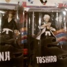 Bleach Encore Series 3 Renji and Toshiro Hitsugaya