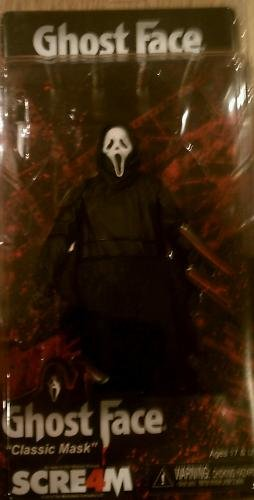 Neca Scream 4 Ghost Face