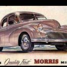 MORRIS MINOR SERIES 2 MM 1000 WORKSHOP & PARTS MANUALs