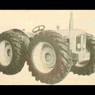 COUNTY Super 4 & 6 TRACTOR OPERATION SERVICE MANUAL Set